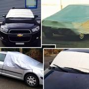 Autohüllen und Auto-Abdeckungen
