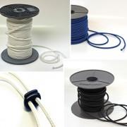 Seile, Kordeln und Endverschlüsse
