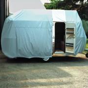 Schutzhüllen für Wohnwagen