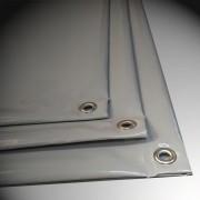 Blachen aus starken Qualitäten (500 g/m2 bis 660 g/m2)