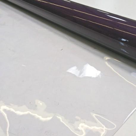 DIAFOL 0.40 mm glasklar - Breite: 135 cm (Zeltfenster-Folie)