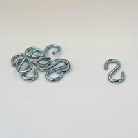 Einhängehaken (zu Vorhangrolle bzw. Vorhang-Laufschiene)