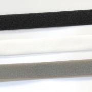 Klettverschluss 5 cm breit (komplett)