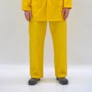 Regenschutzhose gelb (wasserdicht)