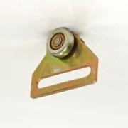 Vorhangrolle mit Stahlkugellager und Schlitz 50 mm