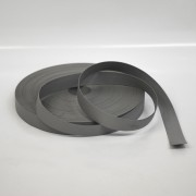 PVC-Gurtband 50 mm breit - Farbe: grau