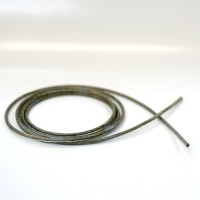 Zollseil 6 mm mit Stahldraht 3 mm