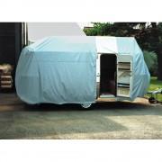 Wohnwagen-Schutzhülle 400 x 230 x 250 cm (LxBxH)