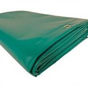AKTION: Blache 250 x 210 cm aus Trevira VP 238 grün (ca. 580 g/m2)